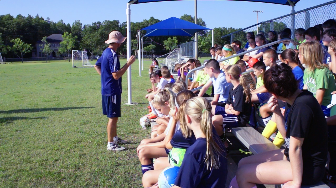 Coach Capo on Importance of Ball Control and Technical Development